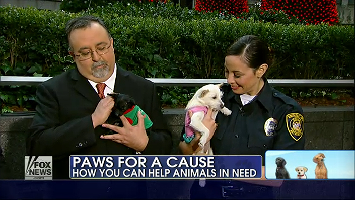 FOX News Video, SEAACA Paws for a Pets
